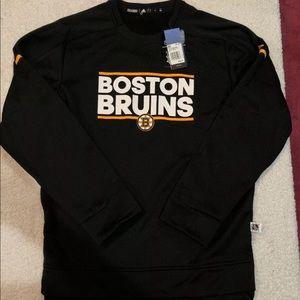 Adidas Boston Bruins crewneck